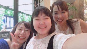 穴口 恵子 & すみれちゃん
